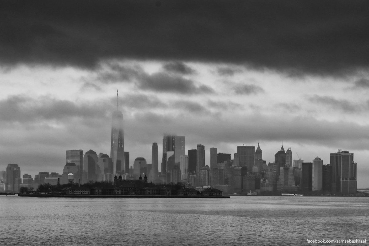NYC in Black & White. It's Perfect!